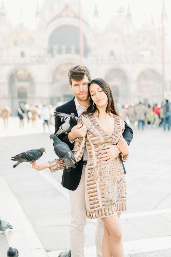 Fine Art Hochzeitsfotografie, Venedig, Venice, Hochzeit, Hochzeitsfotografie, Jutta Matveev, heiraten in Venedig, hochzeitsguide , Markusplatz