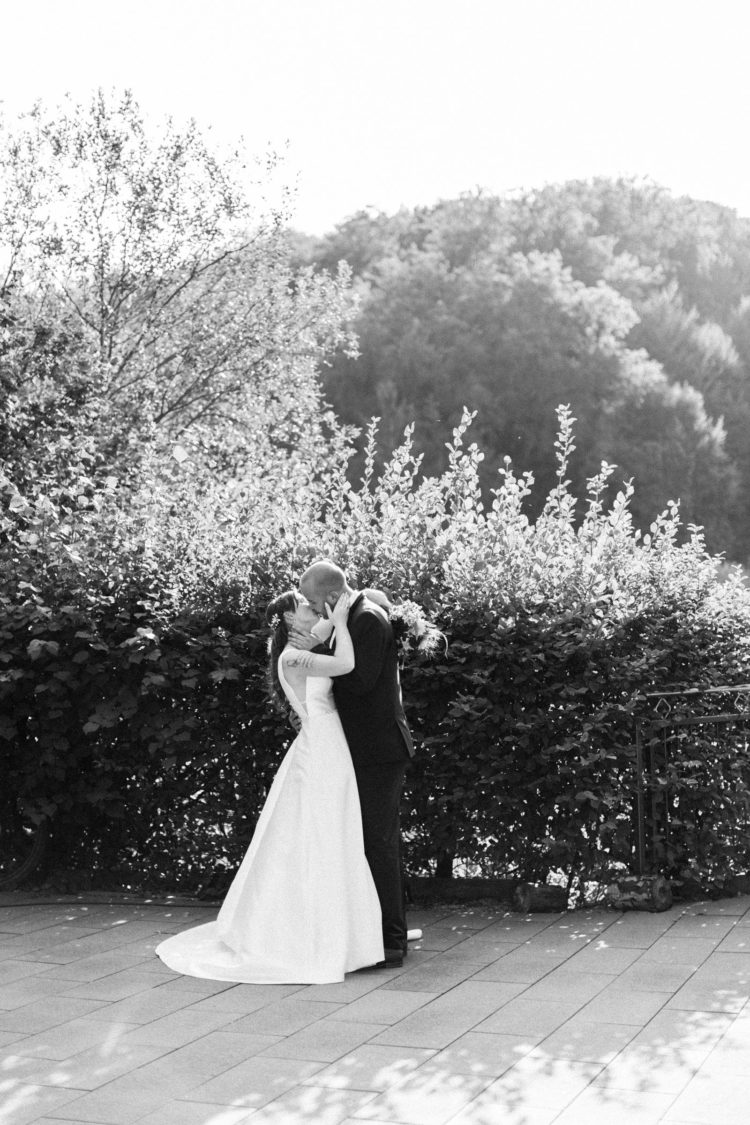 Hochzeit Schlosshotel Brautpaarshooting