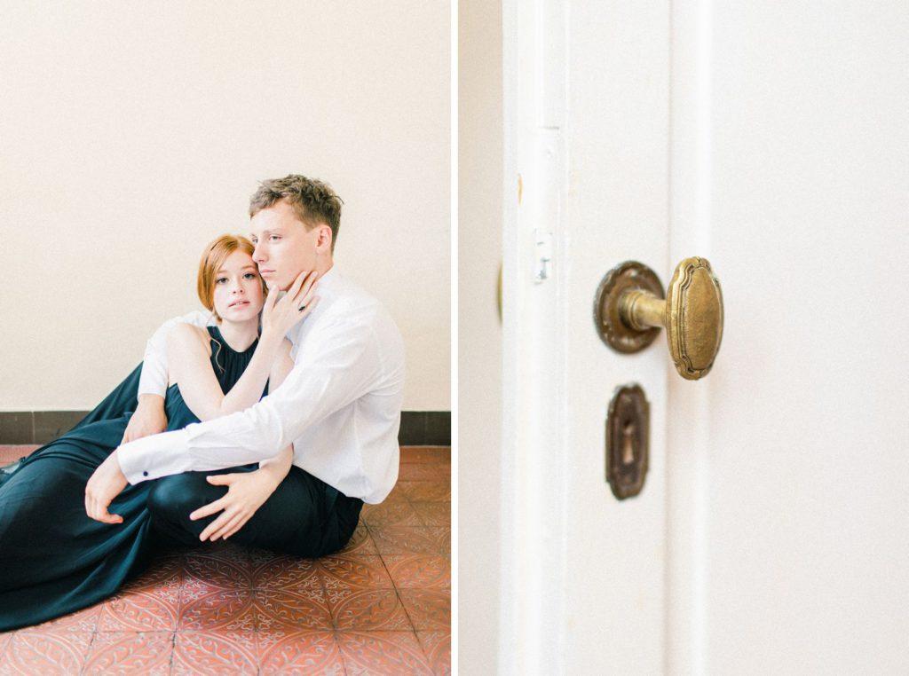 Ewigmein Fine Art Hochzeitsfotografie Paarshooting Schlosshochzeit