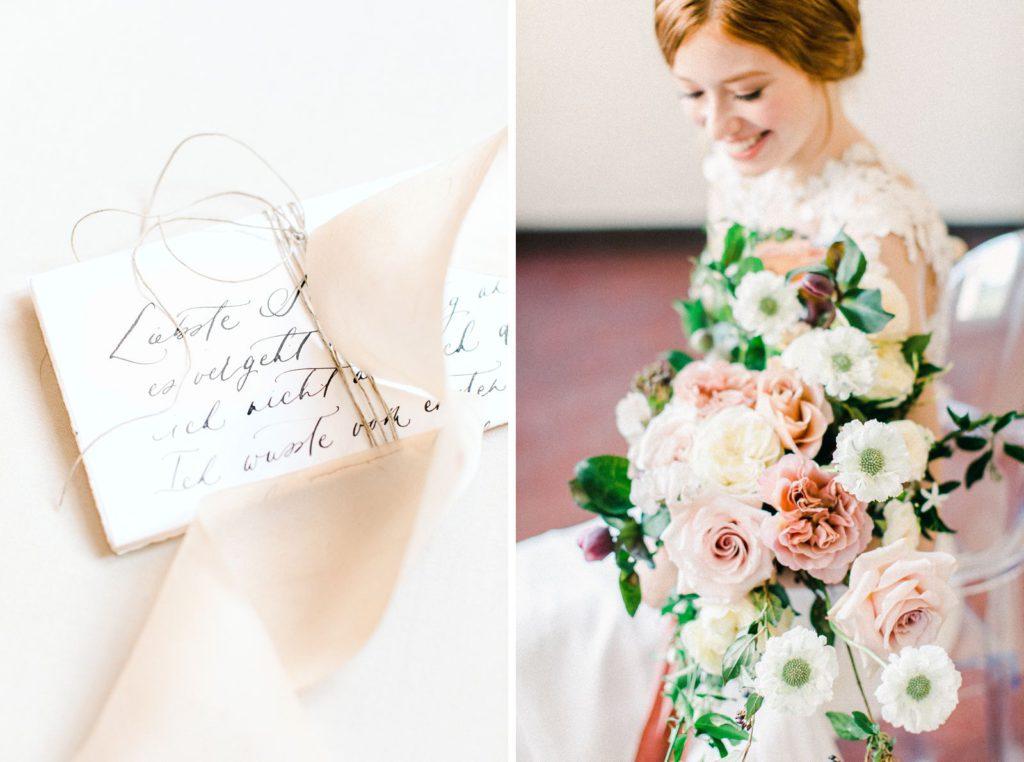 Daalarna Couture Ewigmein Fine Art Hochzeitsfotografie Brautstrauß