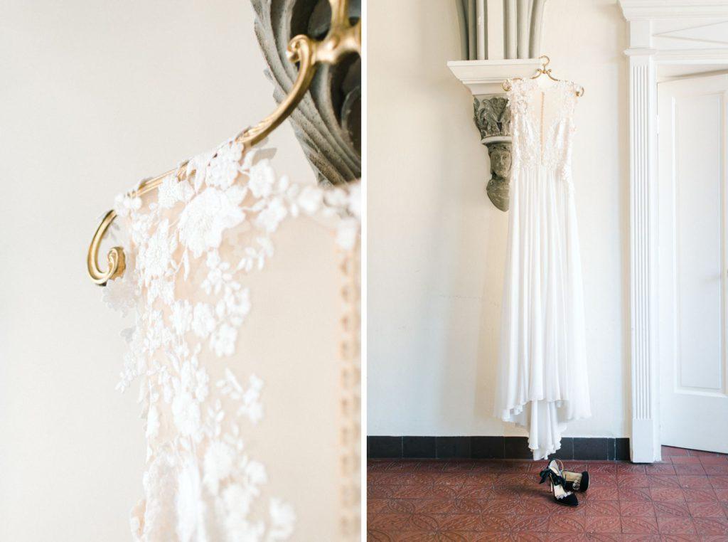 Ewigmein Fine Art Hochzeitsfotografie Hochzeit Daalarna Couture Brautkleid