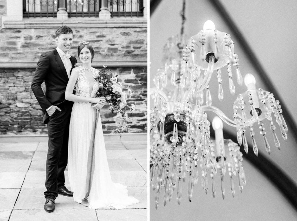 Ewigmein Fine Art Hochzeitsfotografie Hochzeit Daalarna Couture Brautkleid Brautpaarshooting modern luxury stilvoll