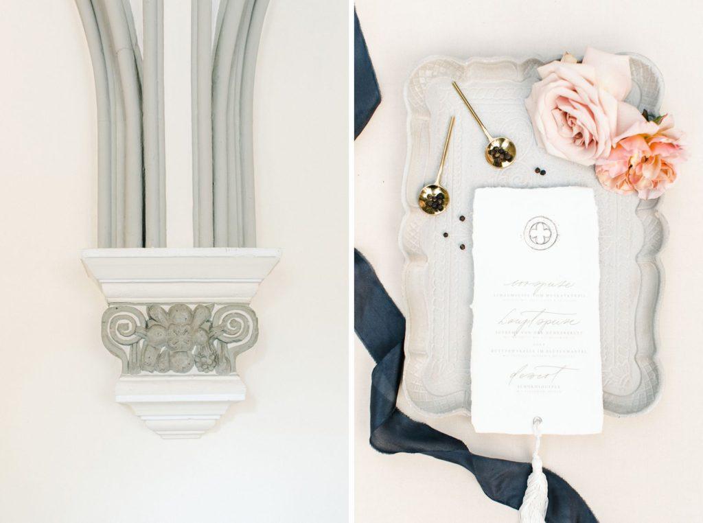 Fine Art Papeterie Hochzeit Schlosshochzeit