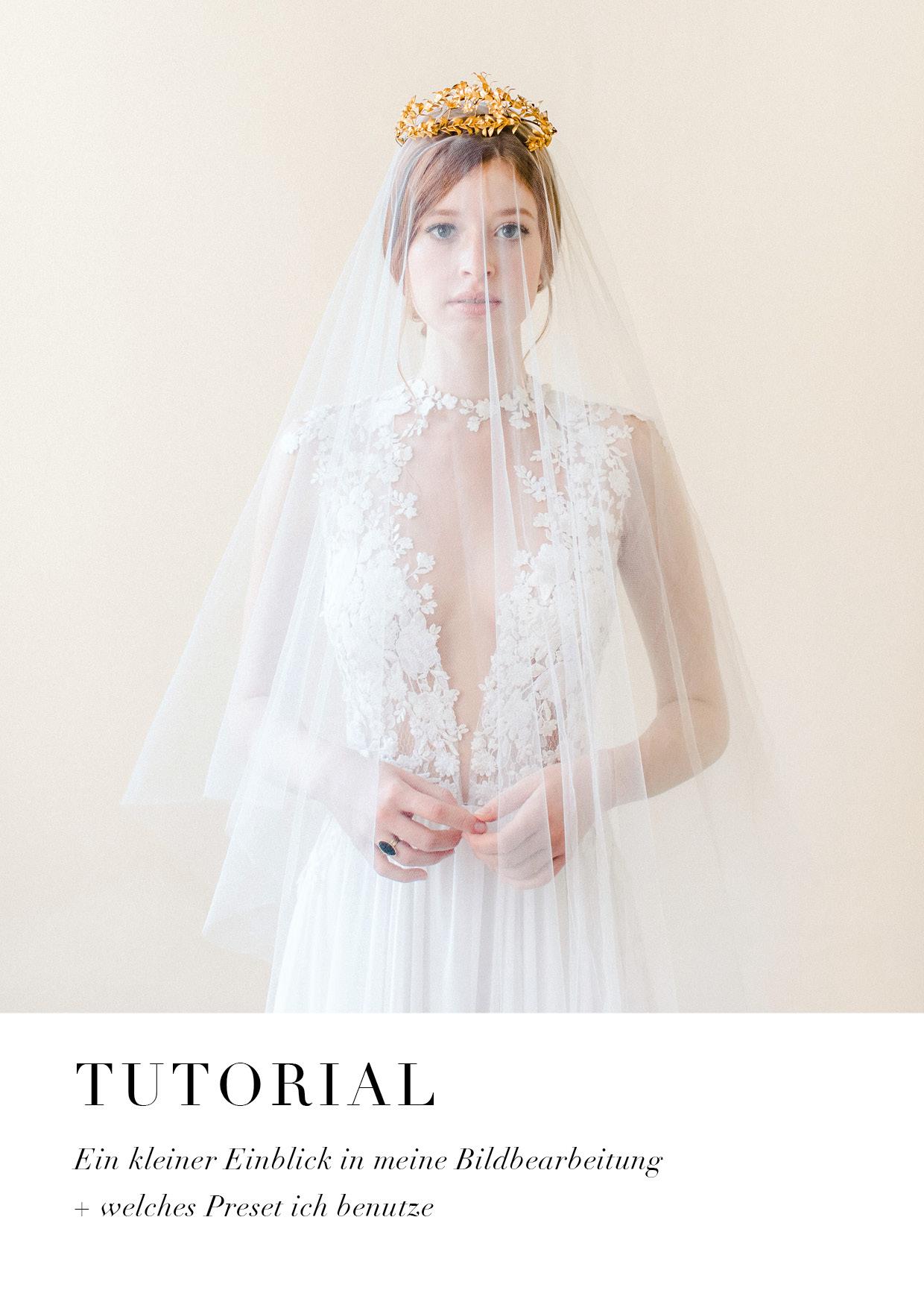 Bildbearbeitung Fine Art Hochzeitsfotografie Preset Lightroom Refined
